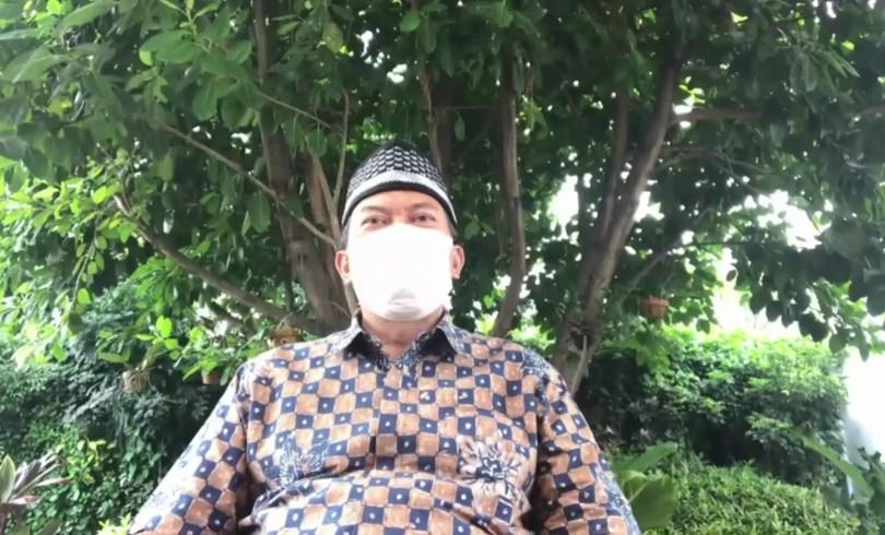 Wali Kota Bandung Oded M Danial:  Saya Terpapar Virus Corona