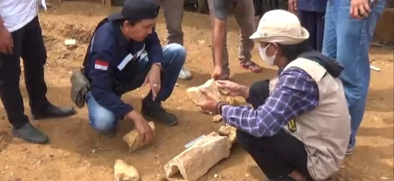 Pekerja Temukan Rahang Paus Purba di Ciguha Sukabumi