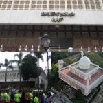 Masjid Jami' Tsim Sha Tsui-Kowloon Kolaborasi Arsitektur Muslim Tradisional dan Modern