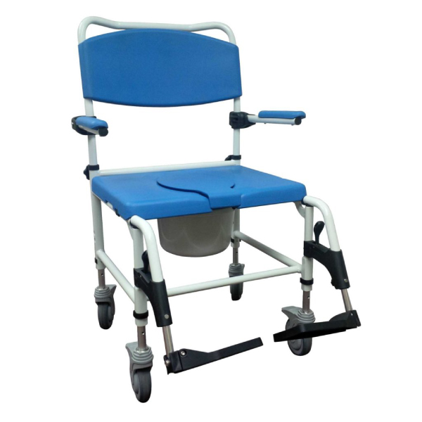 Bariatric Chair Rolling Shower Chair Bariatric