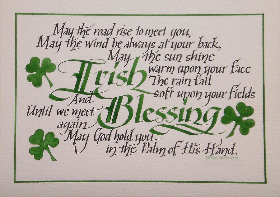 An Ode to St Patricks Day  Apanache