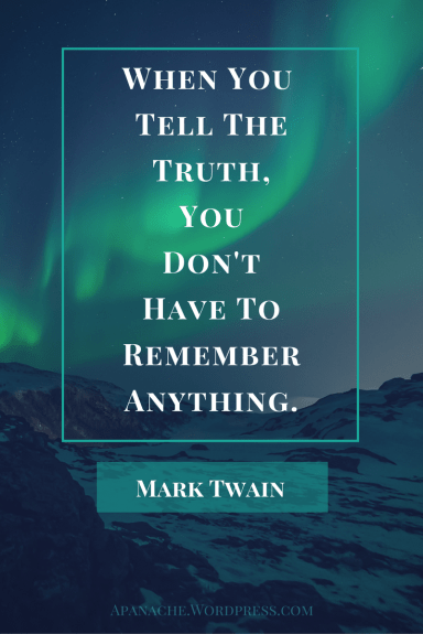 Truth Quote - Mark Twain