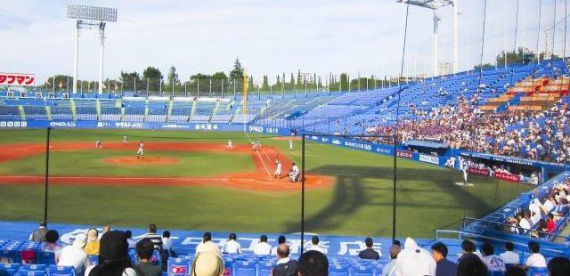 高校野球の地方大会試合