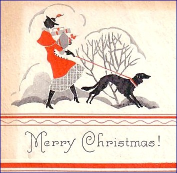Vintage Christmas Cards Down To Earth Photography Amp Stuff