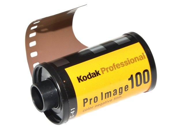 Negatyw Kodak Pro Image 100 - film 35mm