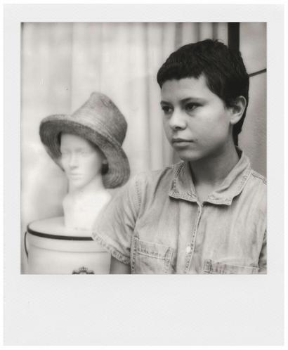 Wkład Polaroid Originals I-type BW - zdjęcia przykładowe