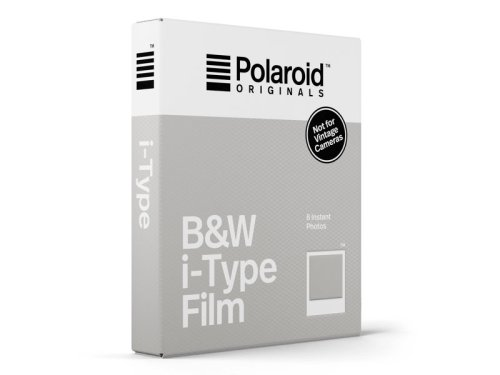 Wkład Polaroid Originals I-type BW NEW