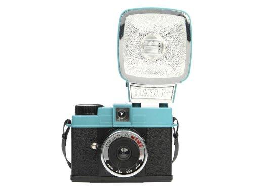 Kompakt Diana Mini - analogowy aparat lomo na film 35mm od Lomography