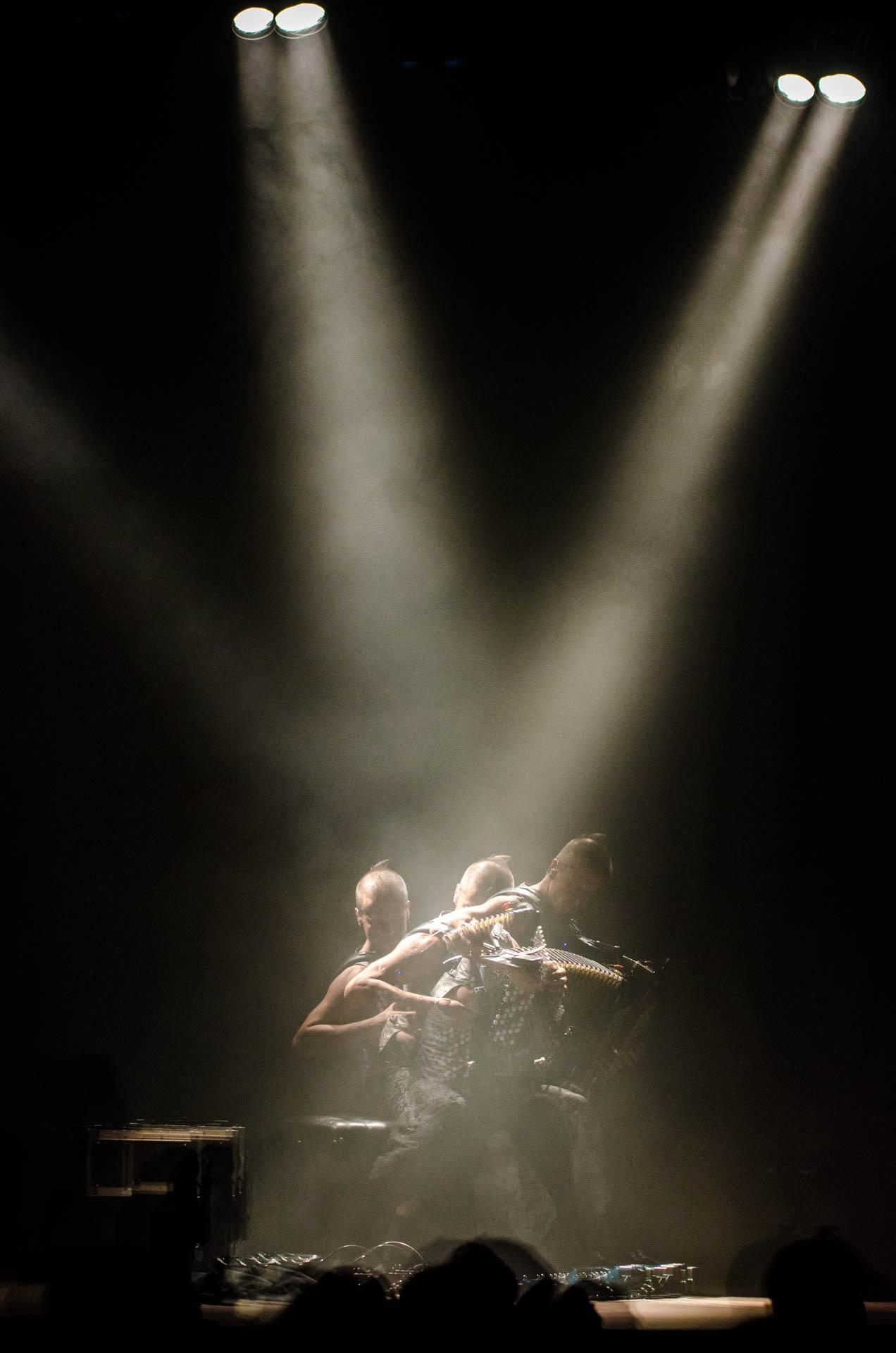 fotografia eventowa Nitychoruk koncert w klubie studenckim ŻAK w Gdańśku