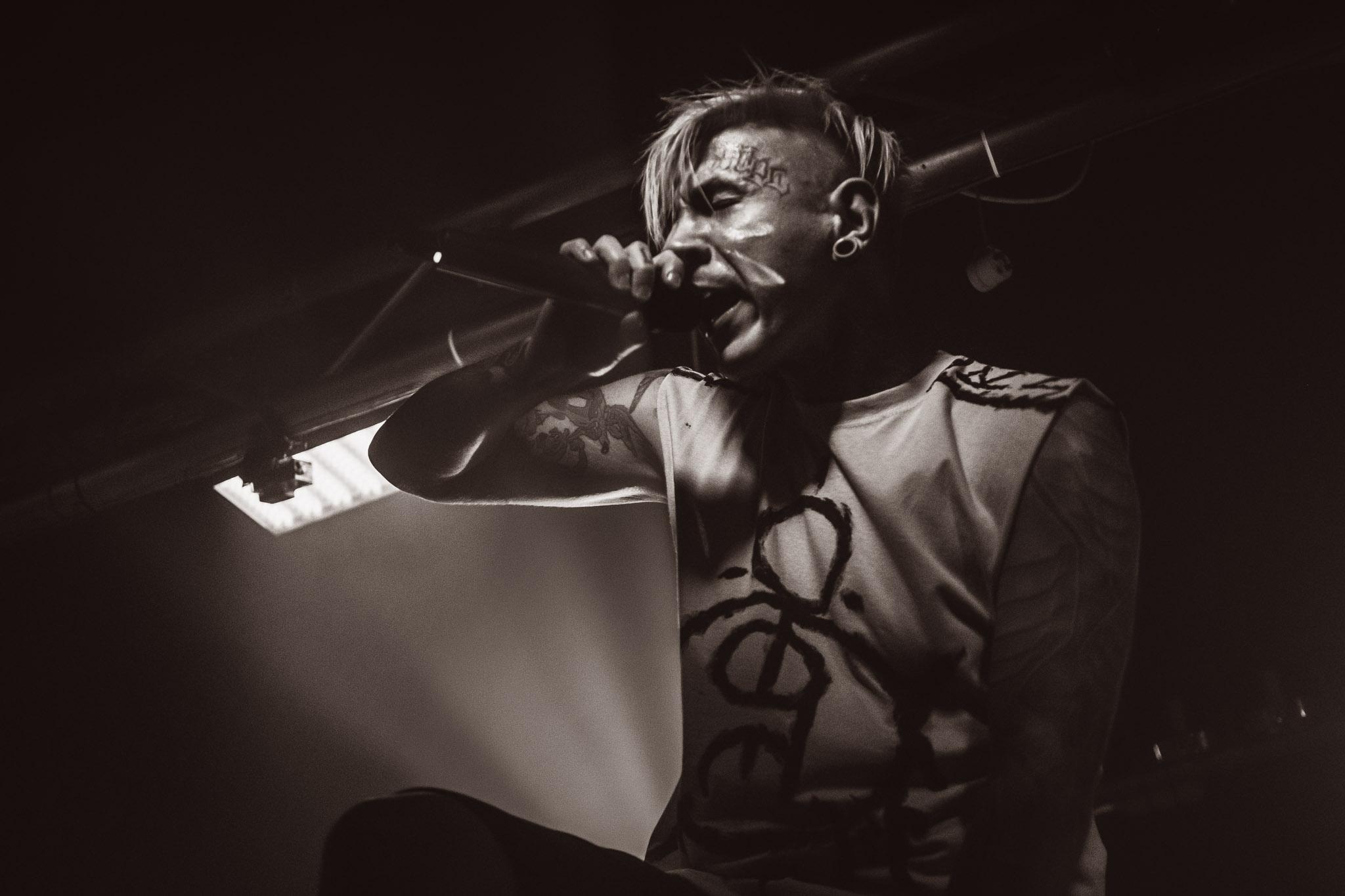 fotografia koncertowa Gdańsk - klub remontowy