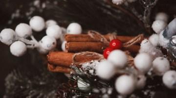 poradnik ślubny - zimowe dekoracje sali weselnej
