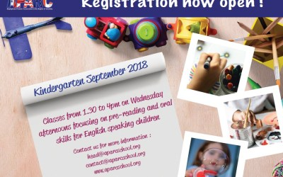 Registration now open