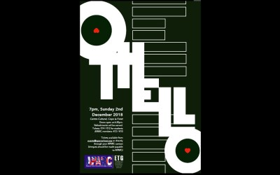 Shakespeare's Othello in English!