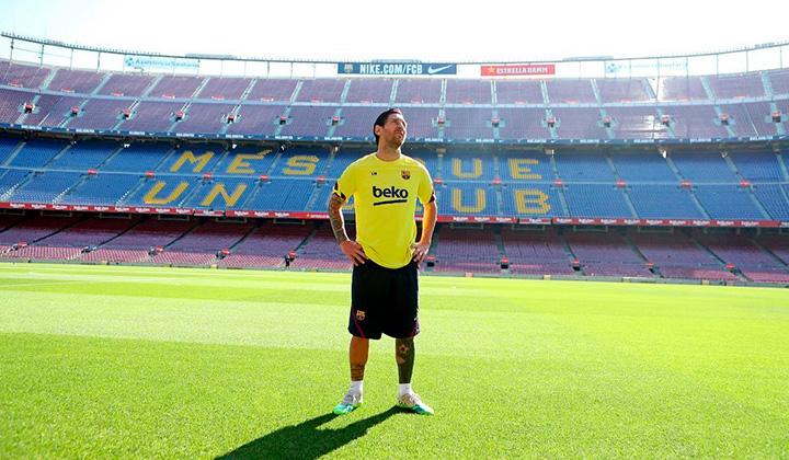 Lionel Messi Ano 7 - Numerologia Aparecida Liberato
