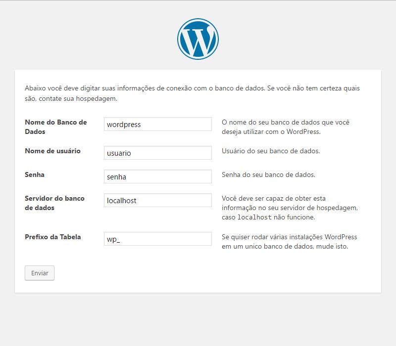 wordpress-entre-com-os-dados-do-seu-banco-de-dados