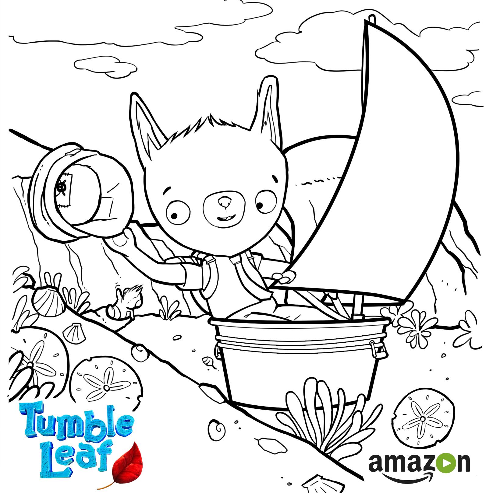 Amazon launches Season 2 of kid's program Tumble Leaf
