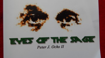 Eyes Of The Sage by Peter J Ochs II Book Review