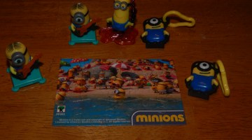 Kinder Minions $40 Prize Pack Giveaway Ends 5/29 CAN Only