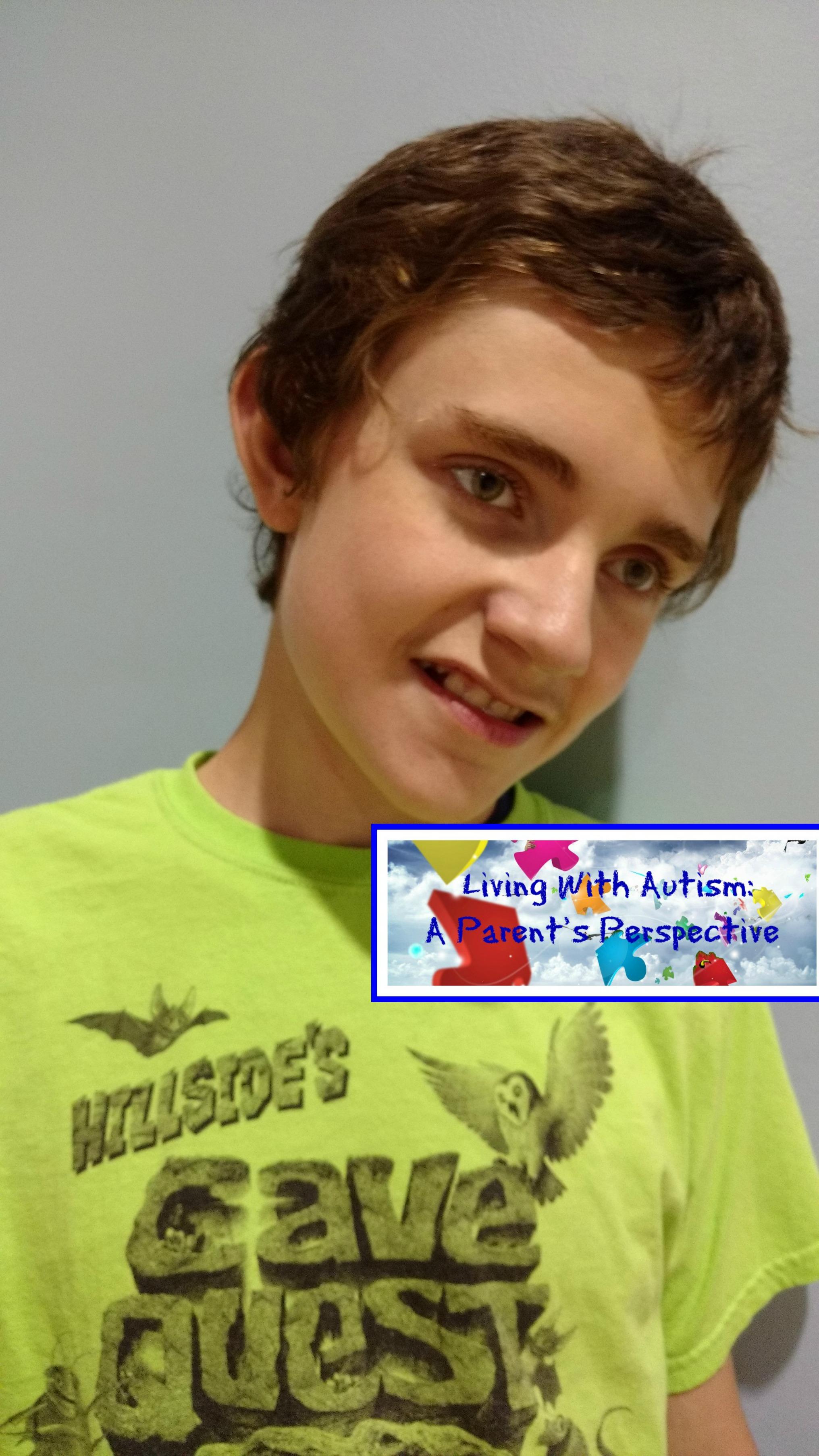 Autistic Son Cave Quest