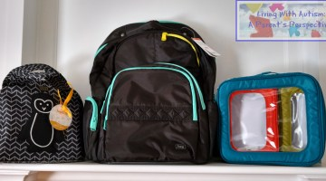 The Lug Backpack Is A Fashionable And Rugged School Bag #BTS