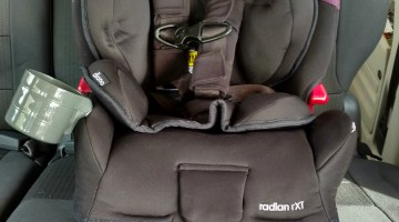 The Diono Radian RXT Steps Up With Impressive Safety Features #GiftGuide