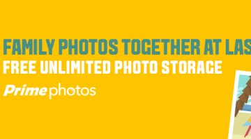Sharing Family Photos Made Easy With Amazon Prime Photos Plus the Chance to win a $500 Gift Card from Amazon.com