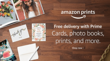 Start Printing Your Photos The Easy Way With Amazon Prints.