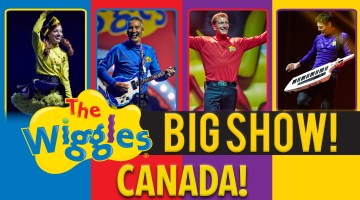 The Wiggles! Big Show!, Pleases Audiences Of All Ages