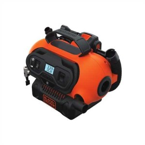 BLACK+DECKER 20V MAX Multi-Purpose Inflator Is Quick, Strong And Versatile