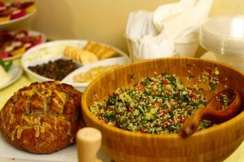 Tabule de quinoa pros mais saudáveis