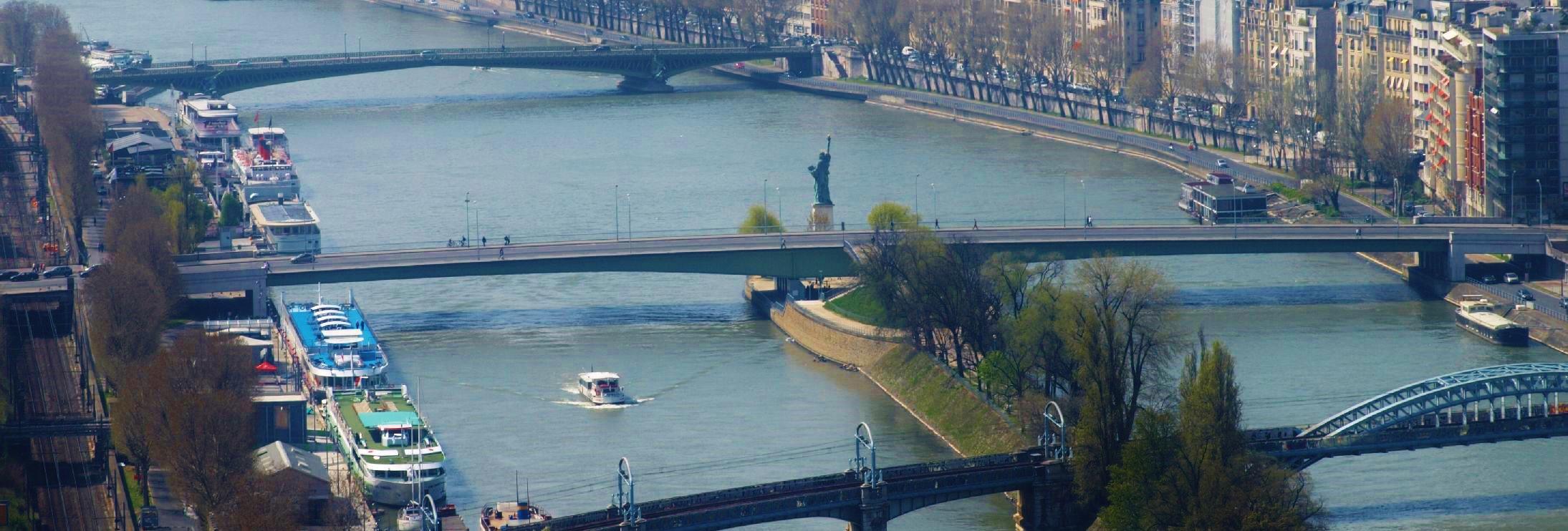 Los Puentes de Pars 4 el Pont de Grenelle  A Pars