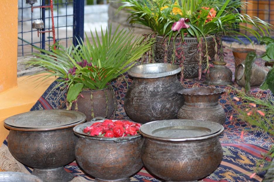 Kashmiri Copper Vessels