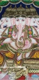 Ganesha: Tanjore
