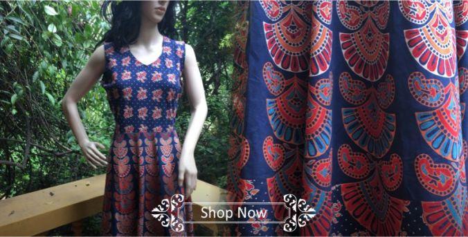 Jaipuri-Summer Dresses 1