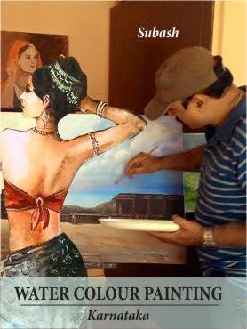 Meet-the-Master-Series-Shree-Subhash-Chandra-Gowda-Master-painter-in-Water-Colours-Karnataka-India-Aparna-Challu-jpg (6)