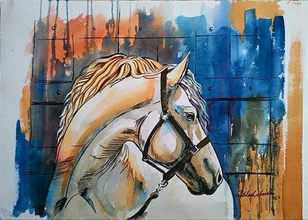 Meet-the-Master-Series-Shree-Subhash-Chandra-Gowda-Master-painter-in-Water-Colours-Karnataka-India-Aparna-Challu-jpg (8)