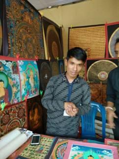 Meet-the-Master- Series -Shree- Surya Lama-Thangka- Buddhist- Painting- Dharamshala- India-Aparna-Challu-jpg (3)