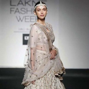 Aditi Rao Hydari at Lakme Fashion Week Summer/Resort 2016
