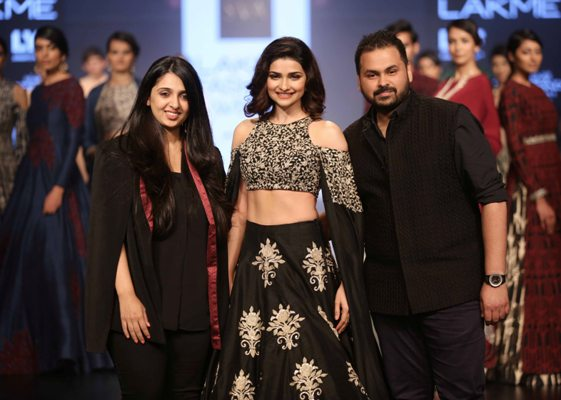 prachi-desai-for-sonam-and-paras-modi-at-lfw-wf-2016
