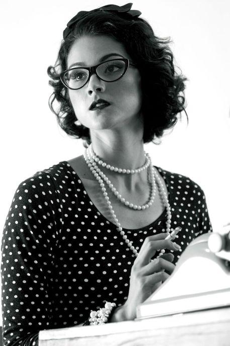 Carol Reis em sessão inspirada na Coco Chanel