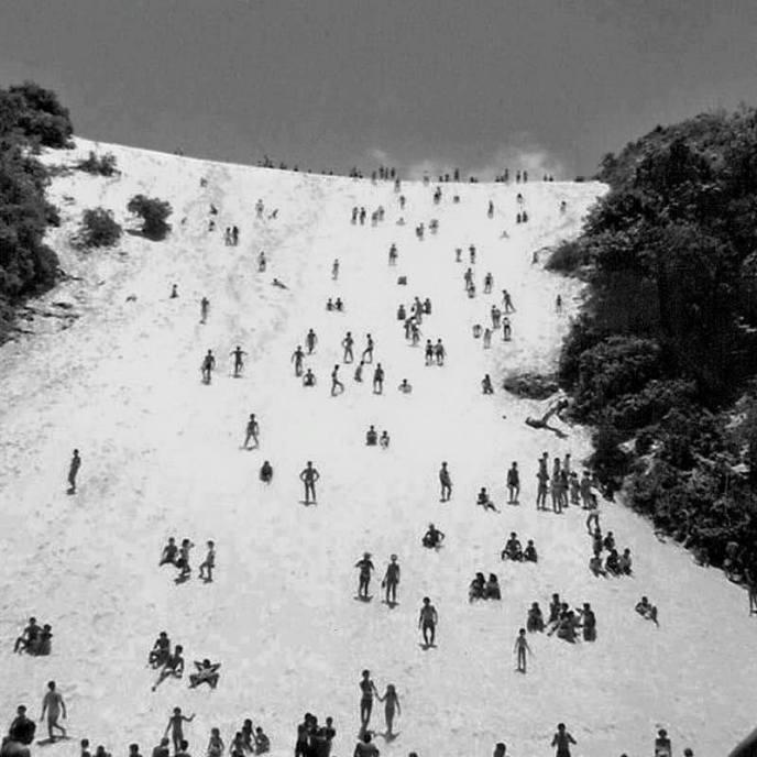 Morro do Careca - antigo