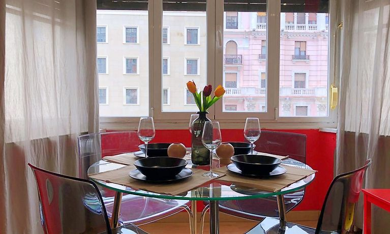 Apartamentos Gran Via 59 Madrid