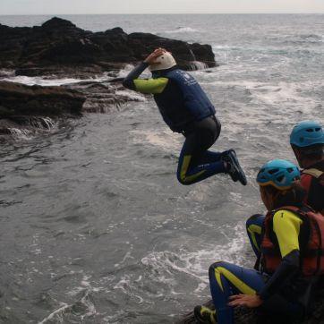 Asturias Coasteering