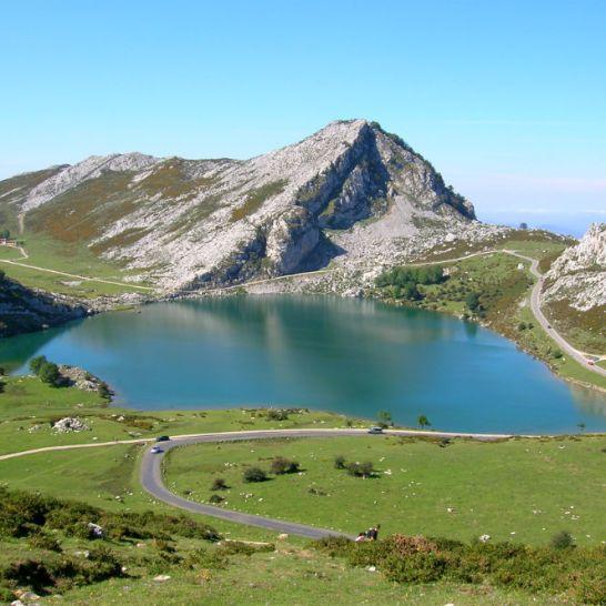 Lago Enol, Asturias