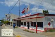 Aparte de las clinicas privadas y el Ebais, Jaco cuenta tambien con una eficiente estacion de la Cruz Roja