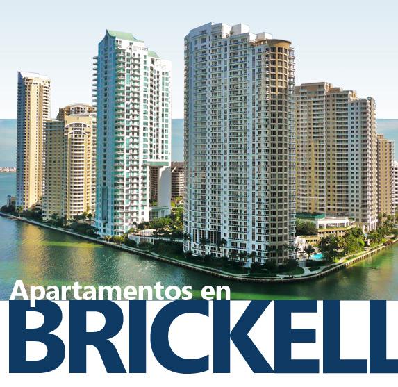 Apartamentos en Brickell Miami Precios de Oportunidad