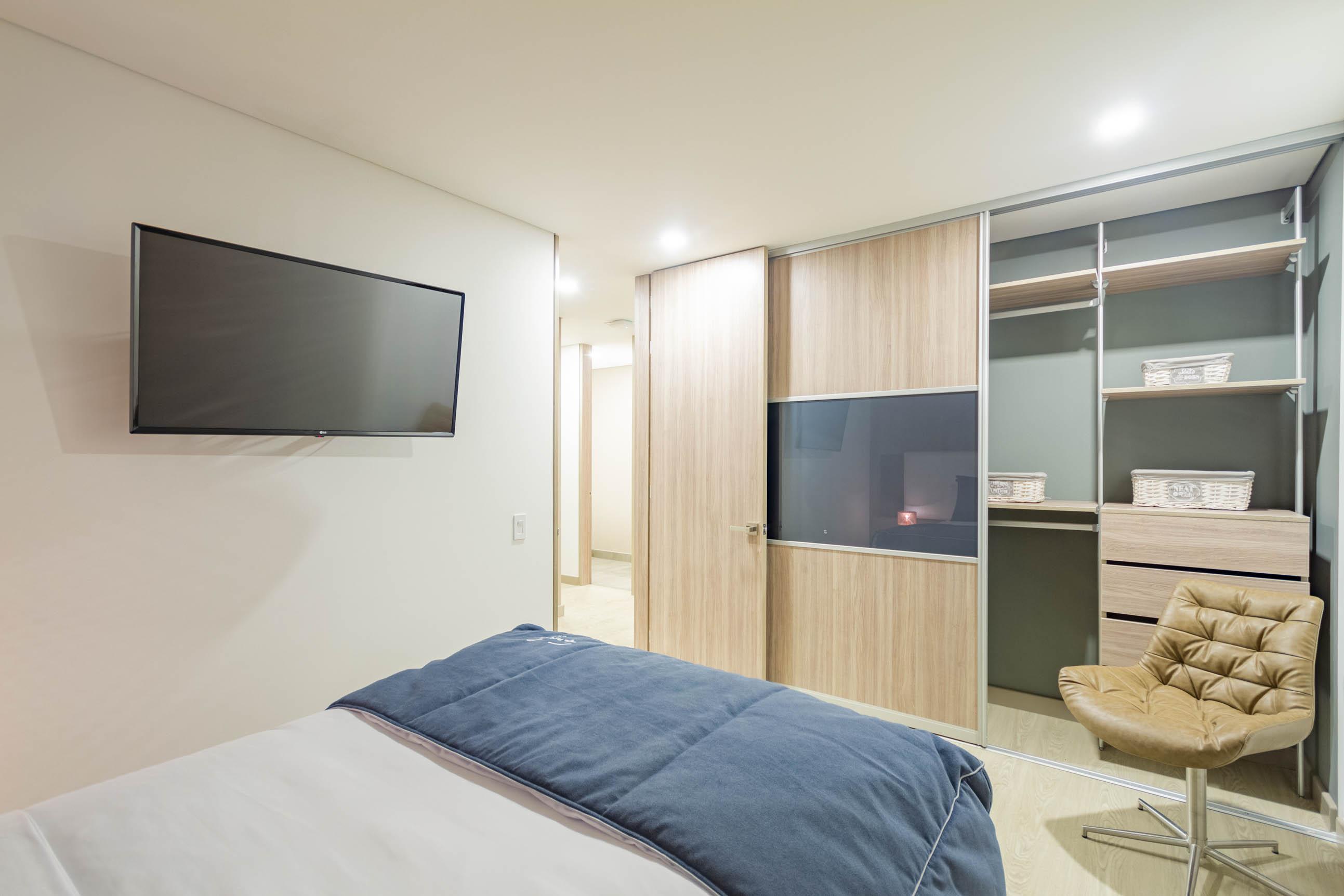 Apartamento 3 Habitaciones  Apartamentos Facile