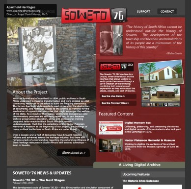 soweto76-website
