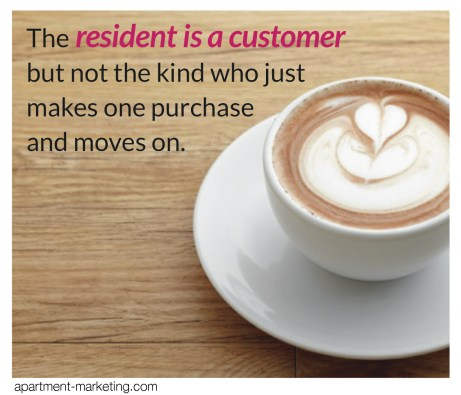 resodent-is-customer