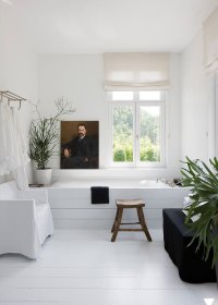 Idea to Steal: {Art in the Loo} - Apartment34